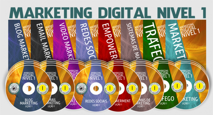 marketing digital nivel 1 foto do curso